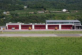 - - Italy- Vigili Del Fuoco - Airport Overview - Apron