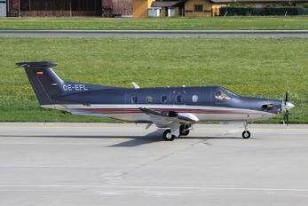 OE-EFL - Private Pilatus PC-12