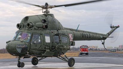 6924 - Poland - Army Mil Mi-2