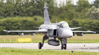 215 - Sweden - Air Force SAAB JAS 39C Gripen
