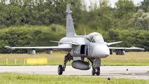 215 - Sweden - Air Force SAAB JAS 39C Gripen aircraft