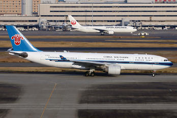 B-6542 - China Southern Airlines Airbus A330-200