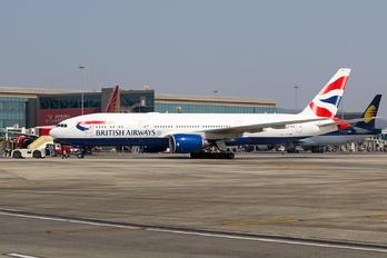 G-YMMP - British Airways Boeing 777-200ER