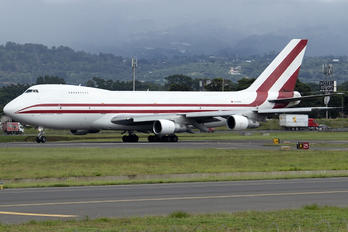 EX-47002 - Aerostan Boeing 747-200SF