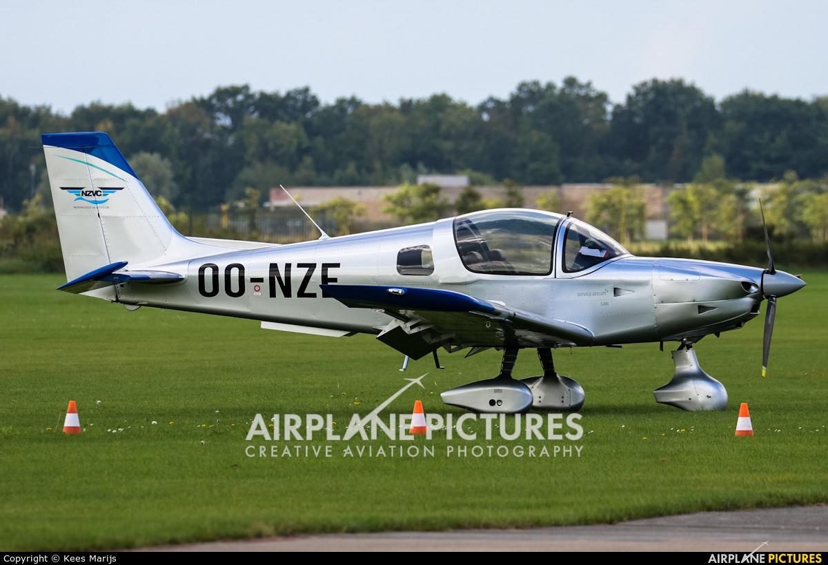 Noordzee Vliegclub OO-NZE aircraft at Middelburg - Midden Zeeland
