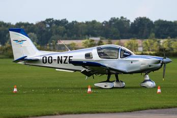 OO-NZE - Noordzee Vliegclub SONACA 200