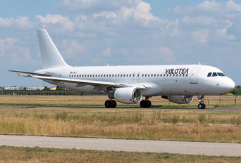 9H-SLI - Volotea Airlines Airbus A320