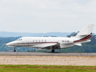 CS-LTN - NetJets Europe (Portugal) Cessna 680A Latitude