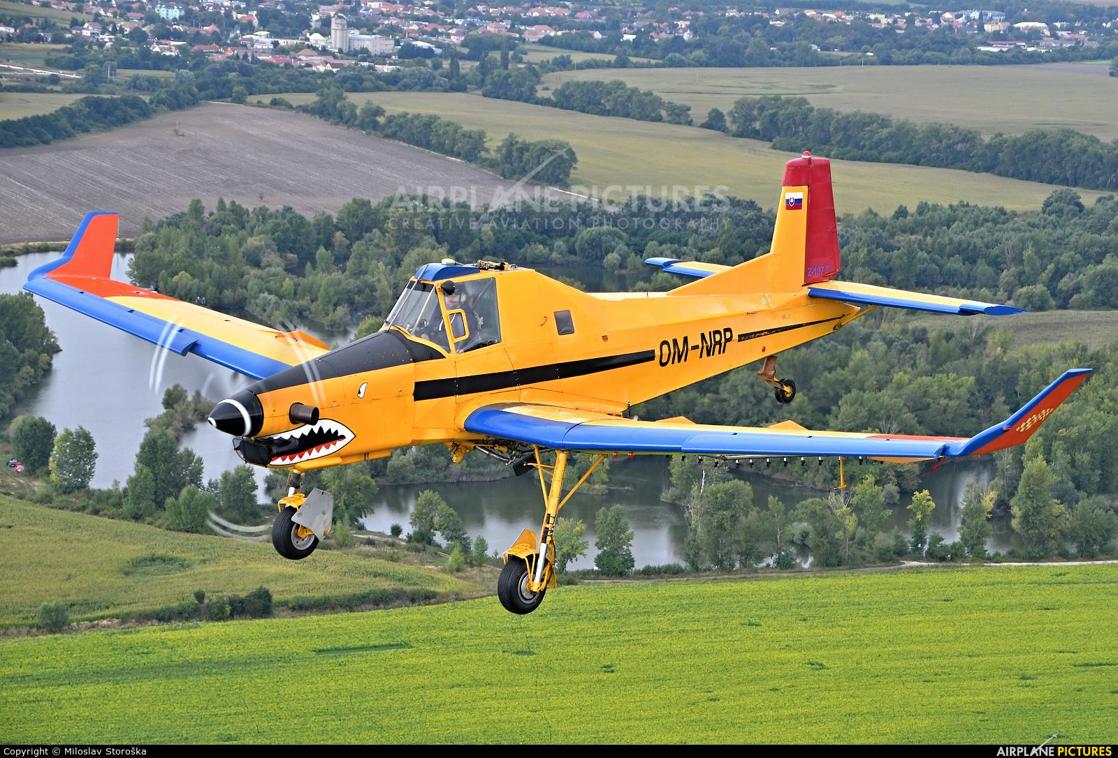Aero Slovakia OM-NRP aircraft at In Flight - Slovakia