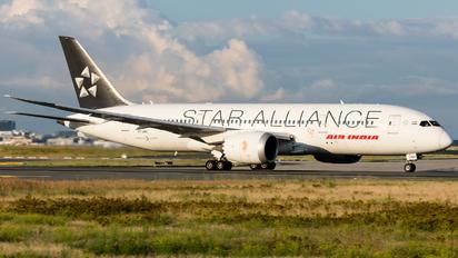 VT-ANU - Air India Boeing 787-8 Dreamliner