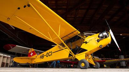 HB-OCI - Private Piper L-4 Cub
