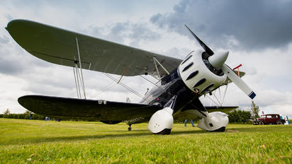 N150EK - Private Waco Classic Aircraft Corp YMF-5C