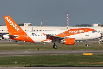 OE-LQF - easyJet Europe Airbus A319