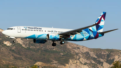 VQ-BVW - NordStar Airlines Boeing 737-8AS