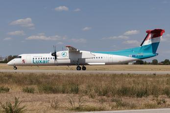 LX-LQB - Luxair de Havilland Canada DHC-8-402Q Dash 8