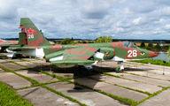 26 - Belarus - Air Force Sukhoi Su-25 aircraft