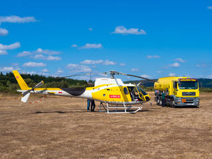 EC-MLQ - Sky Helicopteros Airbus Helicopters H125