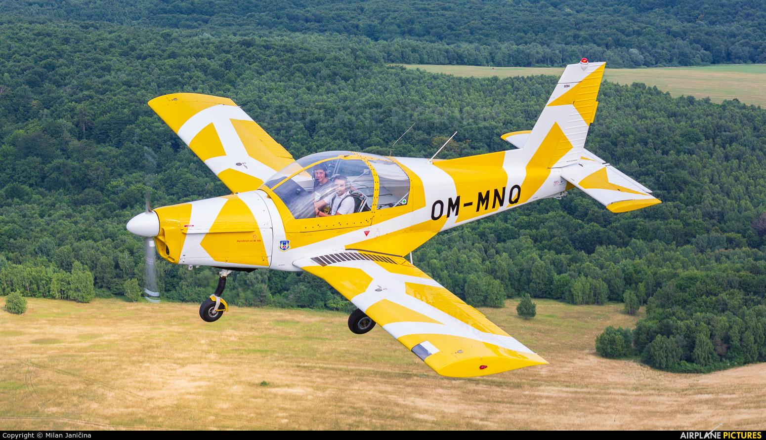 Aeroklub Svidník OM-MNQ aircraft at In Flight - Slovakia