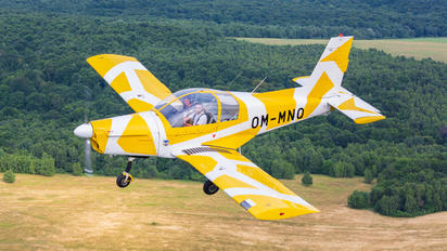 OM-MNQ - Aeroklub Svidník Zlín Aircraft Z-142