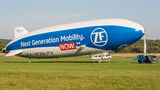 Zeppelin Airship visited Katowice
