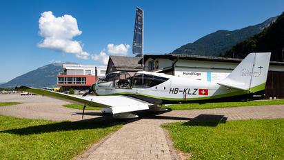 HB-KLZ - Private Robin DR.400 series