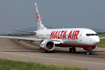 9H-VUE - Malta Air Boeing 737-8-200 MAX