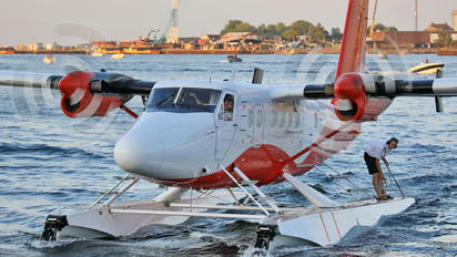 HB-LWB - Nordic Seaplanes de Havilland Canada DHC-6 Twin Otter