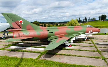 48 - Belarus - Air Force Sukhoi Su-17M3