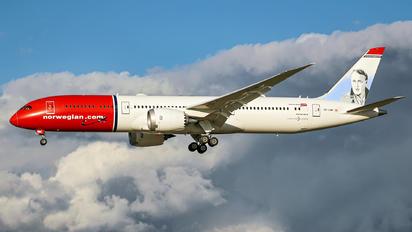OE-LNM - Norwegian Boeing 787-9 Dreamliner