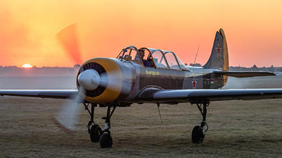 HA-JAV - Private Yakovlev Yak-52