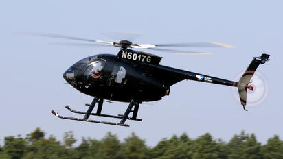 N6017G - Slovak Training Academy MD Helicopters MD-530F