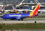N712SW - Southwest Airlines Boeing 737-700 aircraft