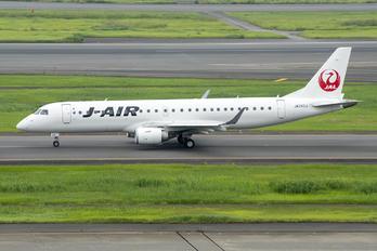 JA242J - J-Air Embraer ERJ-190 (190-100)