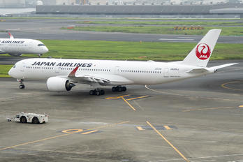 JA08XJ - JAL - Japan Airlines Airbus A350-900