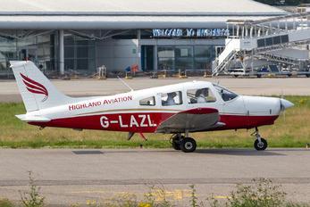 G-LAZL - Highland Aviation Piper PA-28 Warrior