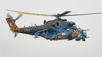 3369 - Czech - Air Force Mil Mi-35