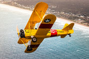VH-EYC - Private Boeing Stearman N2S-3 aircraft