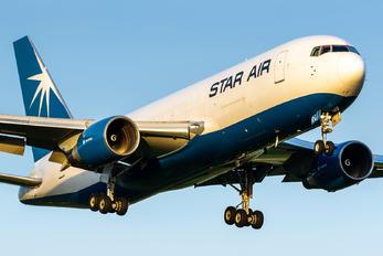 OY-SRG - Star Air Cargo Boeing 767-200F