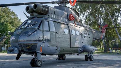XW224 - Royal Air Force Westland Puma HC.2