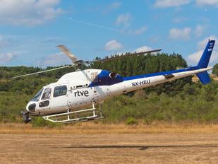 SX-HEU - Sky Helicopteros Aerospatiale AS355 Ecureuil 2 / Twin Squirrel 2