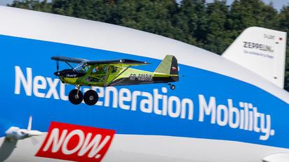 SP-SMOW - Private Rainbow Aircraft SkyReach BushCat