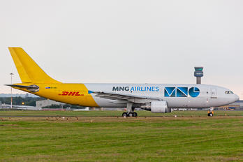 S5-ABO - Solinair Airbus A300F4-605R