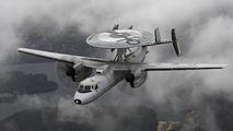 165455 - France - Navy Grumman E-2C Hawkeye aircraft