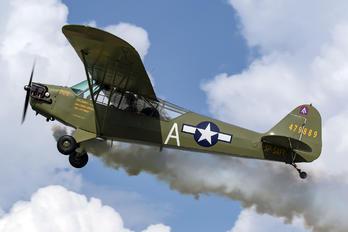 SP-SAFY - Private Piper J3 Cub