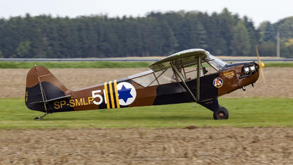 SP-SMLP - Private Piper L-4 Cub
