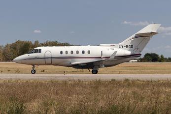 LY-BGD - Charter Jets Hawker Beechcraft 850XP