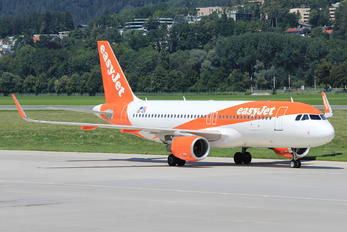 OE-ICR - easyJet Europe Airbus A320