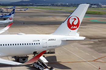 JA05XJ - JAL - Japan Airlines Airbus A350-900