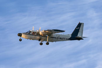 G-MAFF - Cobham Leasing Britten-Norman BN-2T Islander AL.1
