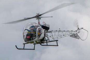 G-LHCI - Private Bell 47G
